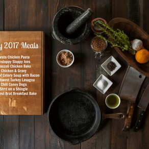 The Decluttering Queen's Freezer Meal Workshop Series – July 2017