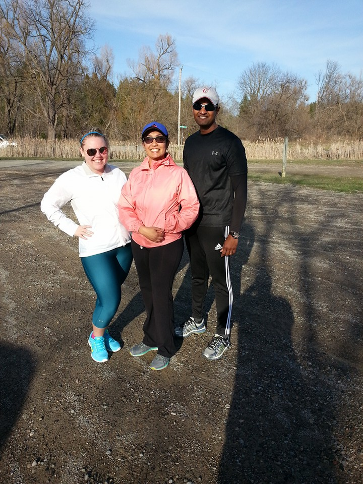 Running Club - April 27