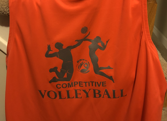 Volleyball Cut-Off Performance Tees