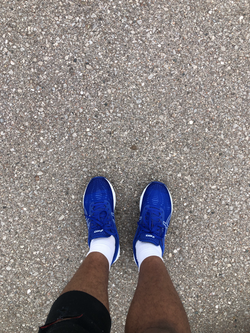 The Shoes: Before or After Run?