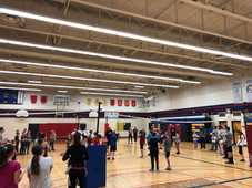 2019 Youth Volleyball Clinic
