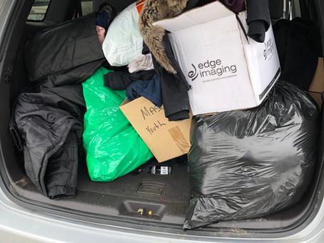 BRSC Clothing Drive 2018