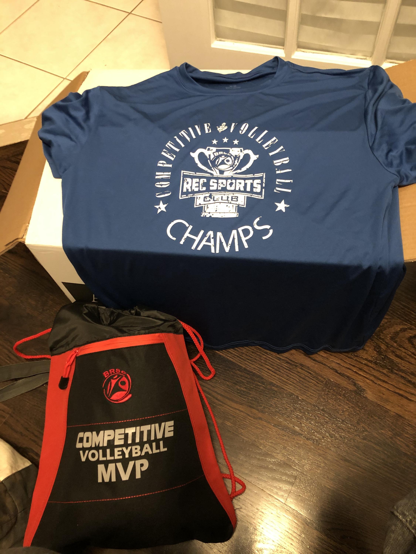 Championship SWAG