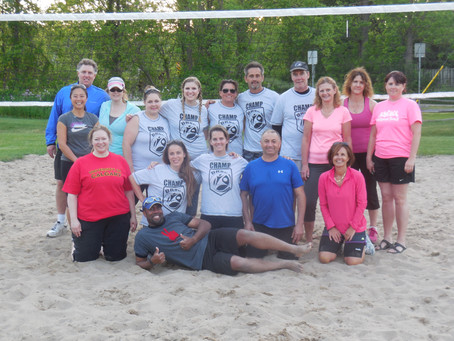 A successful first year culminates in a Beach Blast