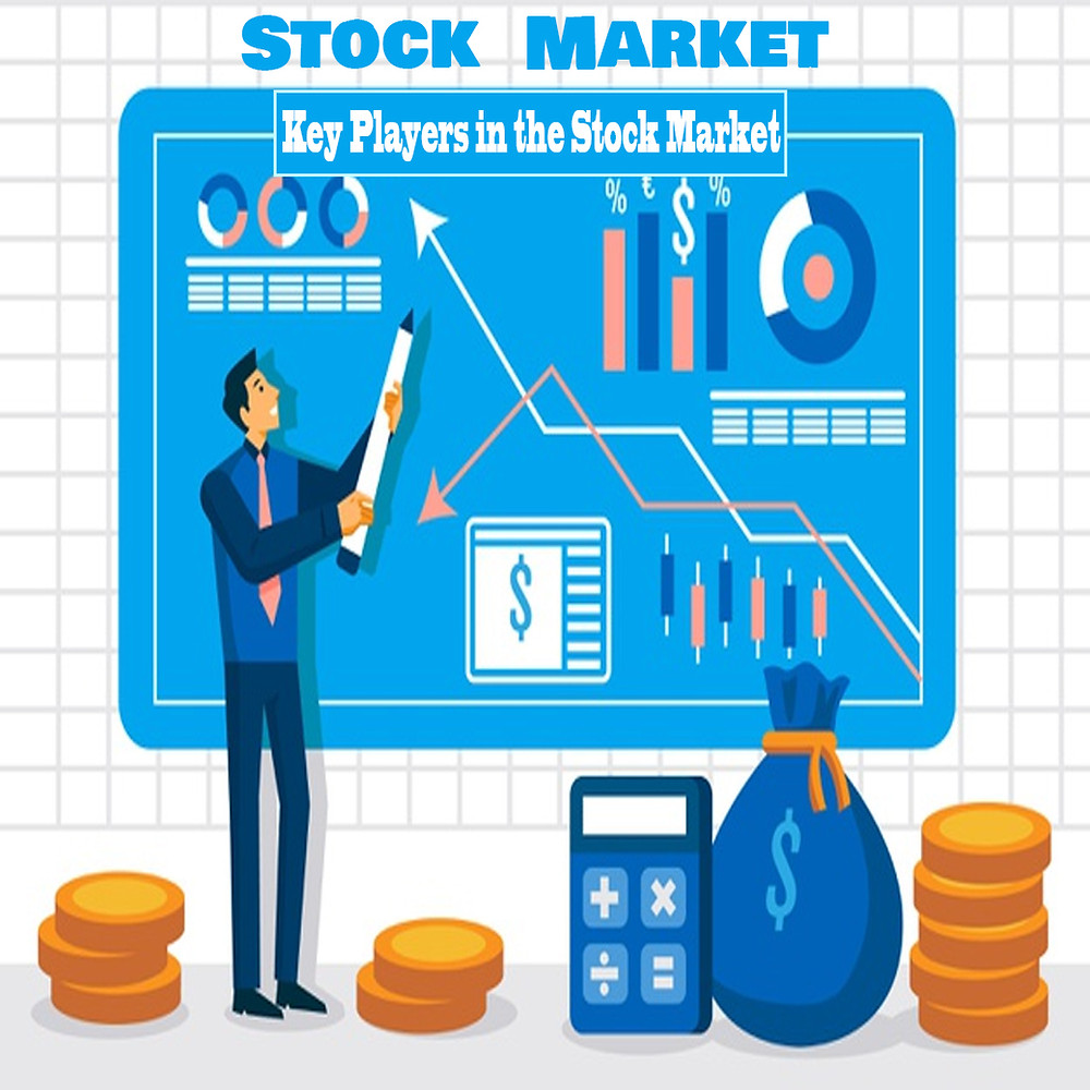 Players in the stock Market
