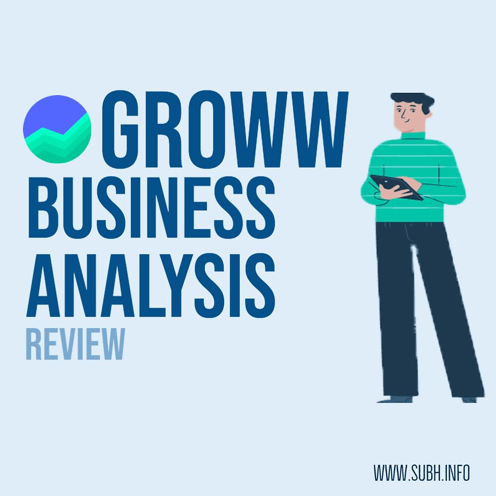 Groww Business Analysis (SWOT Analysis)