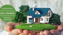 Steuerliche Förderung für Ihre Fenstersanierung mit HOLZ in FORM!