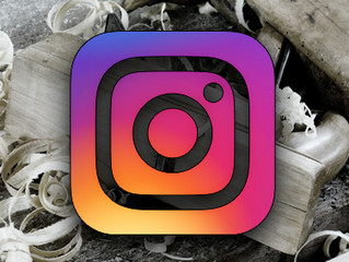 Holz in Form bei Instagram