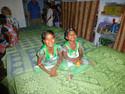 Machavaram: Kinder mit neuen Betten