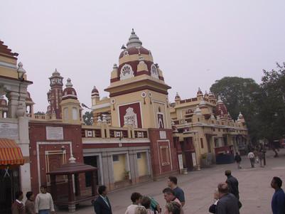 Birla Tempel in Delhi