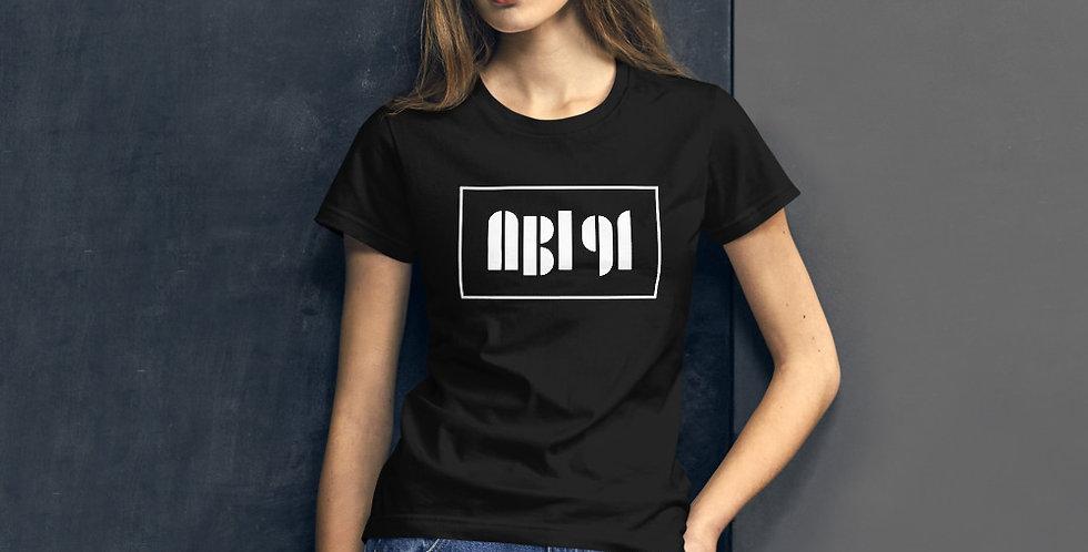 """""""Abi 91"""" - Women's Short Sleeve Shirt"""