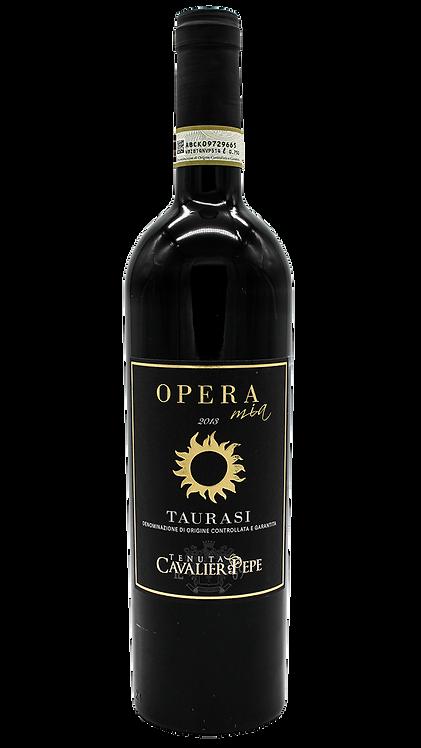 """Opera Mia"" 2013 - Cavalier Pepe"