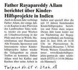 2018.06.21. Talpost:Treffen in Wörth