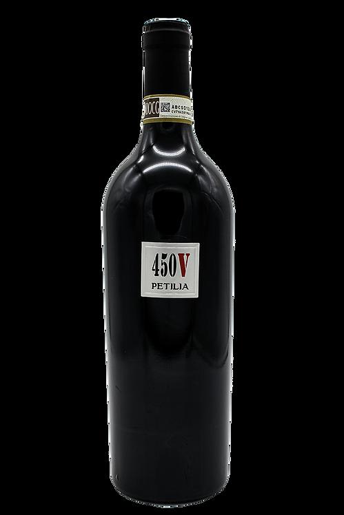 """450 V"" Taurasi 2013 - Petilia"