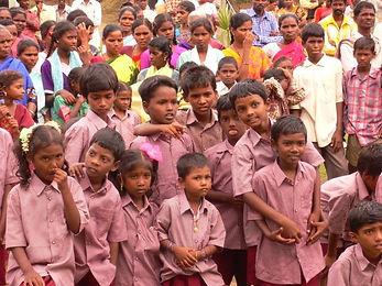 Unsere Schulen in Indien