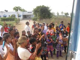 Abschied von Machavaram