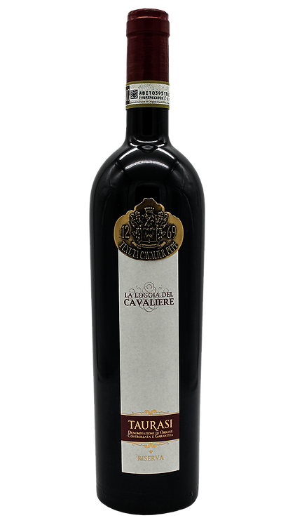 """""""La Loggia Del Cavaliere"""" Taurasi Riserva 2012 - Cavalier Pepe"""