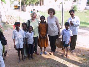 Kinder in Bapatla