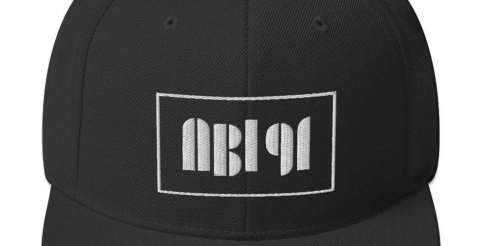 """Abi 91"" - Snapback Hat"