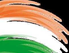Flagge Kinderhilfsprojekte Guntur Indien Father Allam