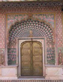 Stadtpalast des Maharadscha Djaipur