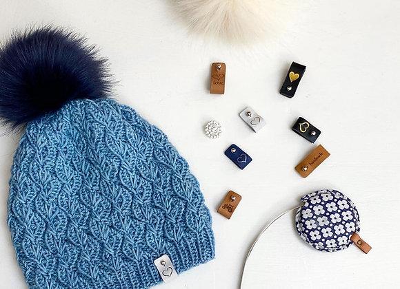 Villvin Hat - English pattern
