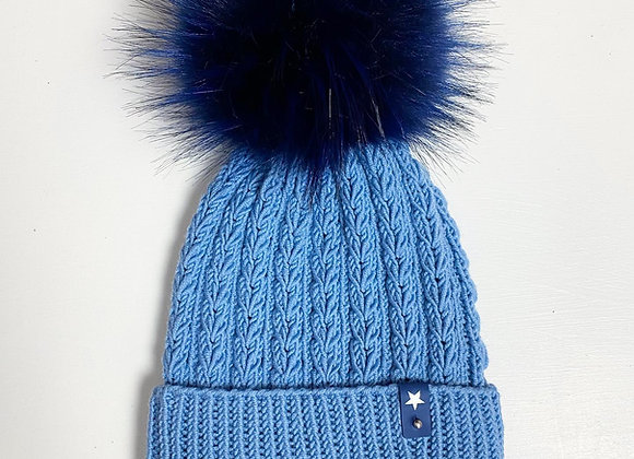 Kornblomst Winter Hat