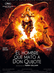 The Man Who Killed Don Quijote
