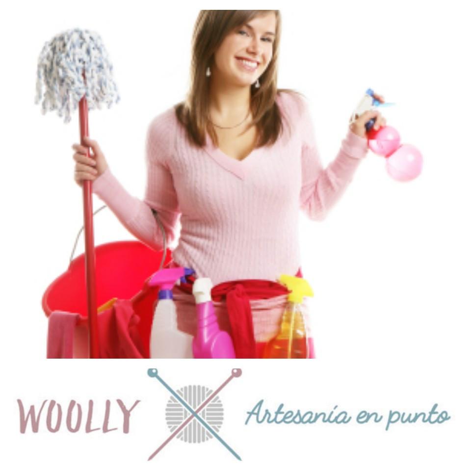 Woolly Handmade; aretesanía en punto para bebé; canastilla