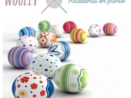 ¿Huevos en Domingo de Pascua?