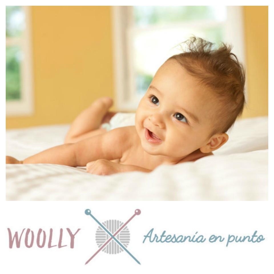 woolly handmade, ropa de bebé hecha a mnao