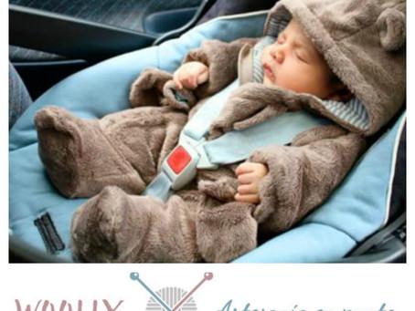 Seguridad infantil en los vehículos