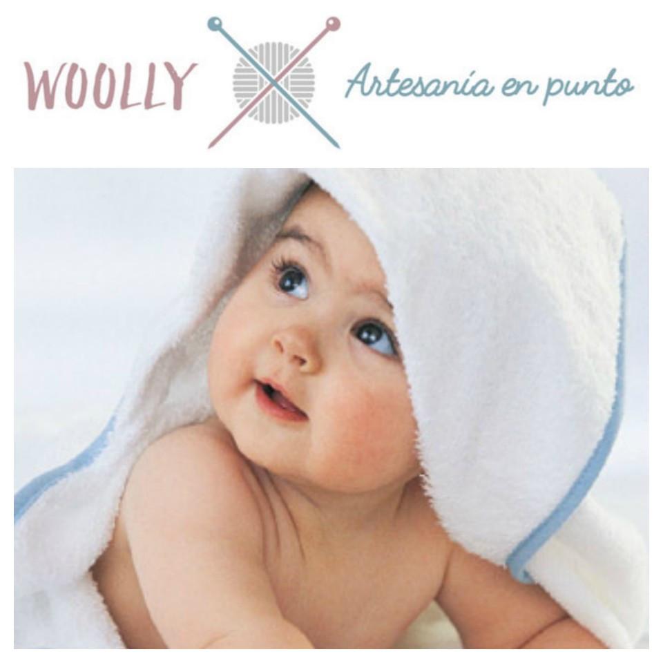 Woollyhandmade artesanía en punto para bebé