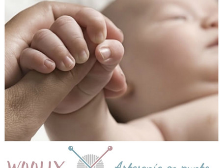 Cortar las uñas al bebé ... ¿misión imposible?