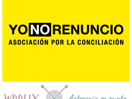 """""""Yo no renuncio"""""""
