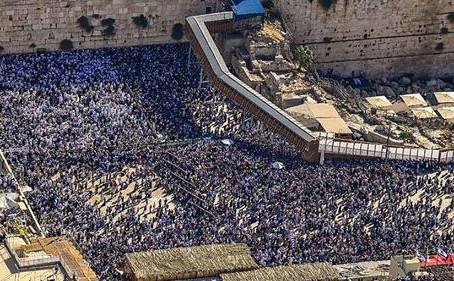 Making Yerushalayim Happen
