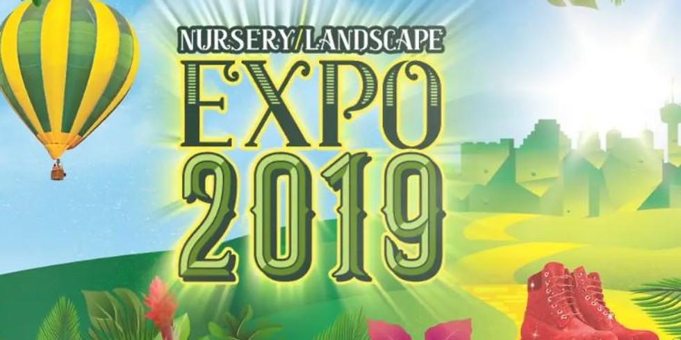 Featured Speaker 2019 Texas Nursery & Landscape Expo