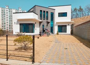Osan AB Housing 2Story Single House