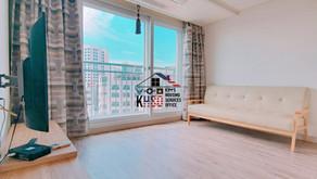 Osan Air base Apartment rental Hillside 1