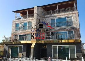 Osan AB Housing 4Story Duplex