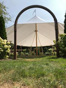 32x50 Bride's entering view