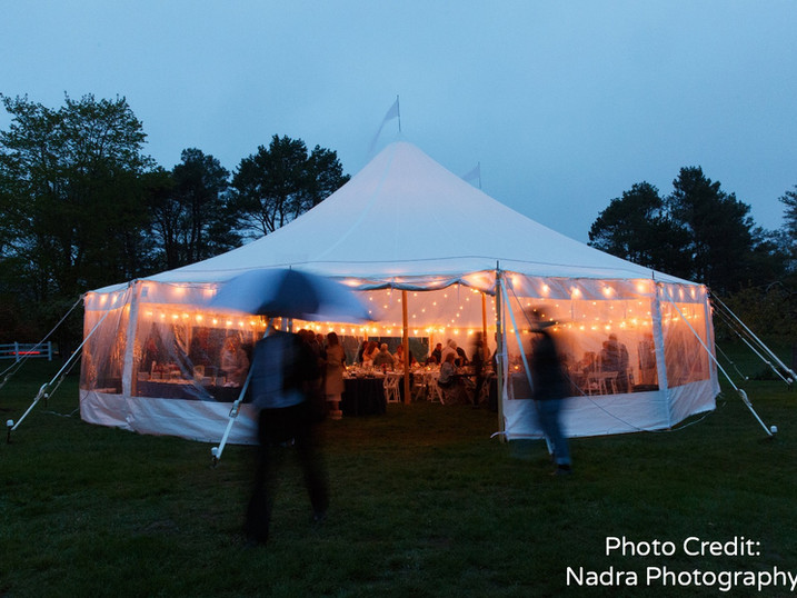 Why Book A Tent?