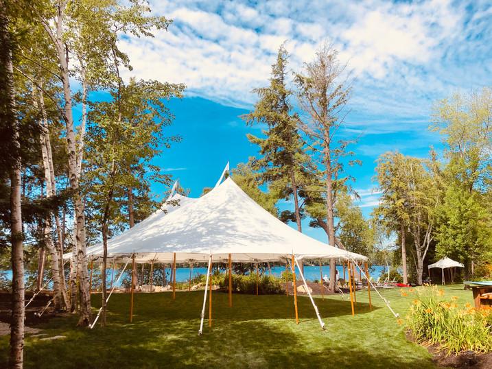 44x63 Tidewater Tent