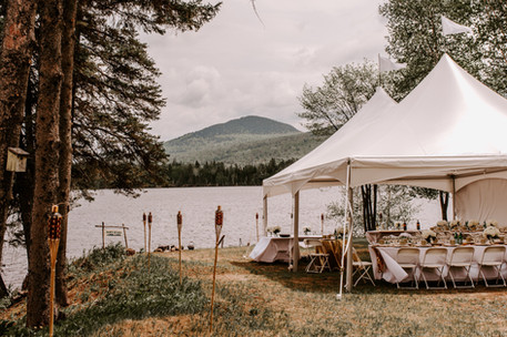 20x30 on Flagstaff Lake, Eustis Maine