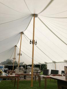 44x83 sailcloth tent