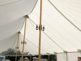 44x83 Tidewater Sailcloth Tent