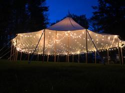 Dimmable LED Cafe Lights & Up-Lights