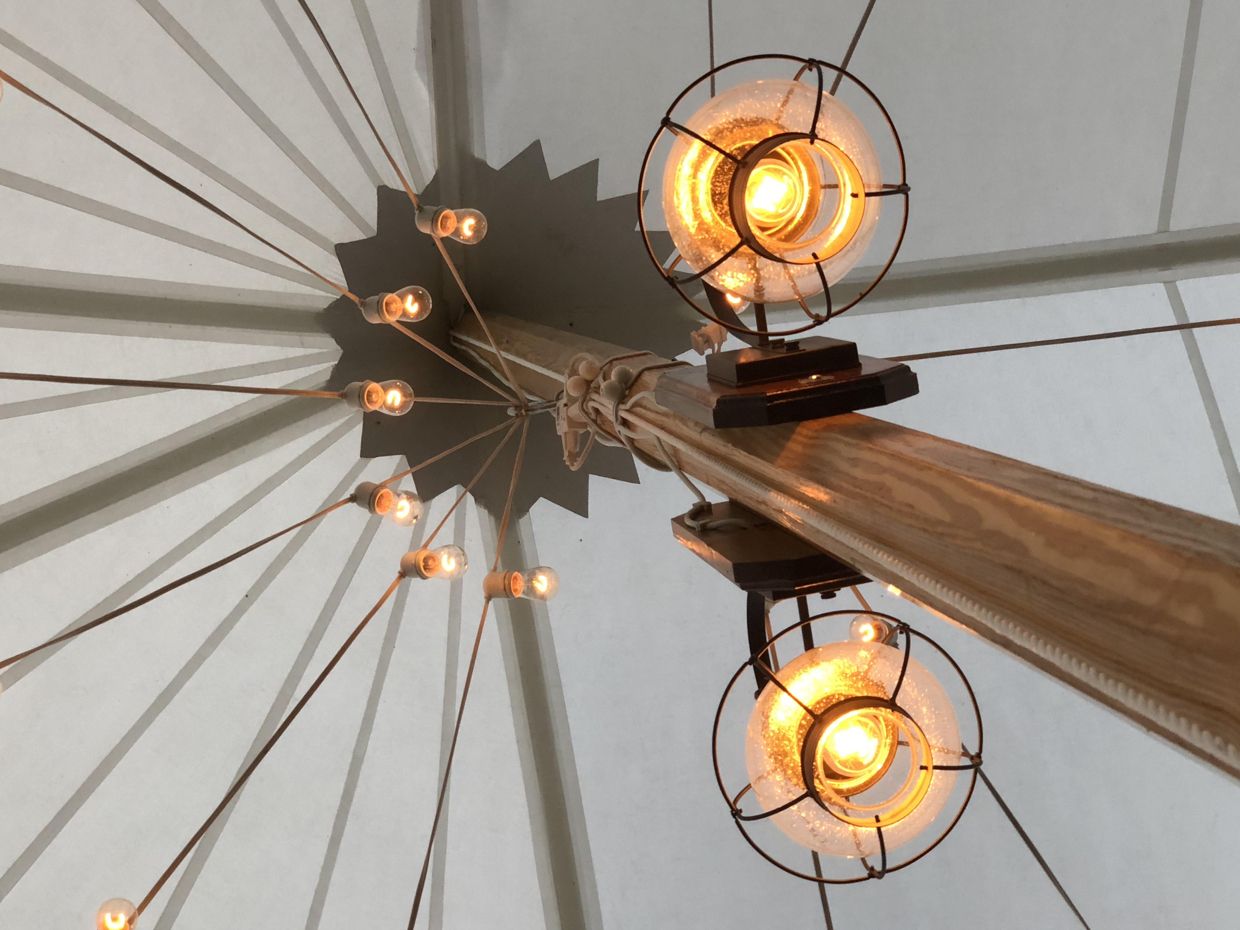 Onion Lamps