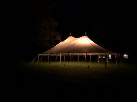 Maine Wedding Rentals, sailcloth tents, rustic wedding, nautical wedding, tent lighting, maine rentals