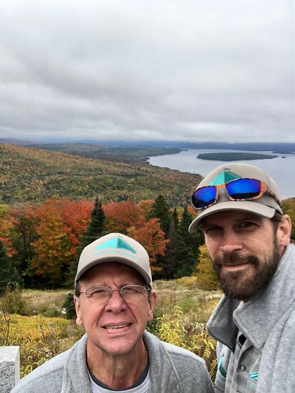 Coastal Maine Canopies Father & Son Team